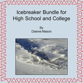 icebreakers for college students