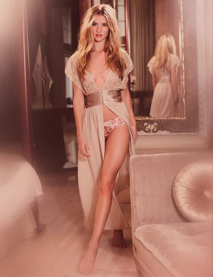 Rosie Huntington-Whiteley's new Rosie for Autograph Spring lingerie collection for Marks & Spencer