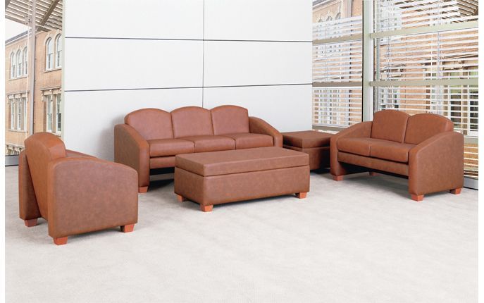 Duchess by OFGO  Duchess Series lounge seating is GREENGUARD Indoor Air Quality Certified for a healthier environment, and meets the requirements for low-emitting materials LEED credit 4.5 (systems furniture and seating).  # Office Furniture, Comfort, Modern, Style