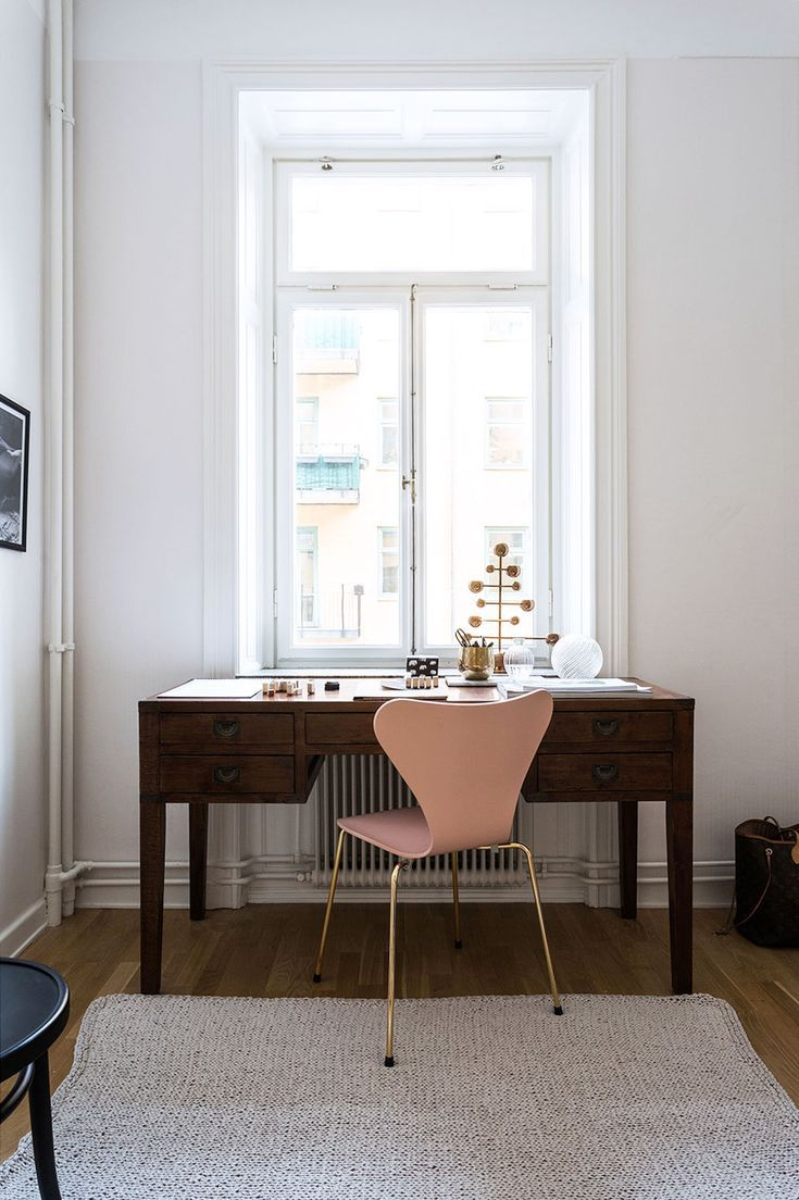 the little desk that could | Workspace | Pinterest | Home