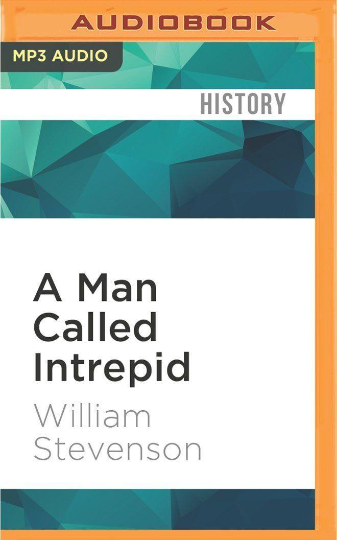 Man Called Intrepid Audio CD