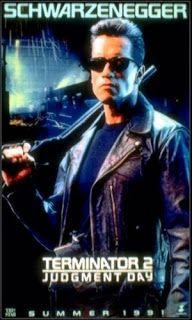 Muito além dos livros e filmes!: Filme - O exterminador do futuro 2 (1991)