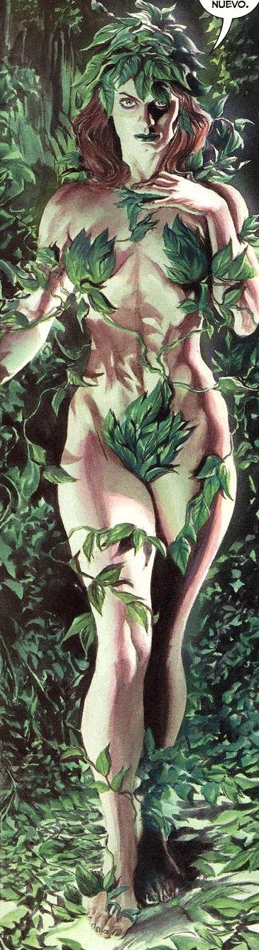 Poison Ivy - Alex Ross (365×1335)