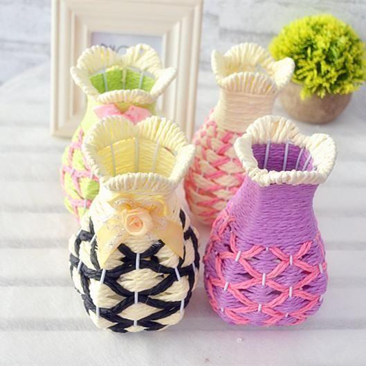 Oltre 1000 idee su decorazione di vasi su pinterest vaso for Decorazione vasi