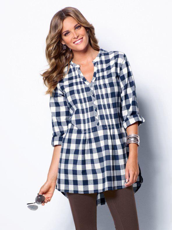 blusas para mujeres de 40 años - Buscar con Google