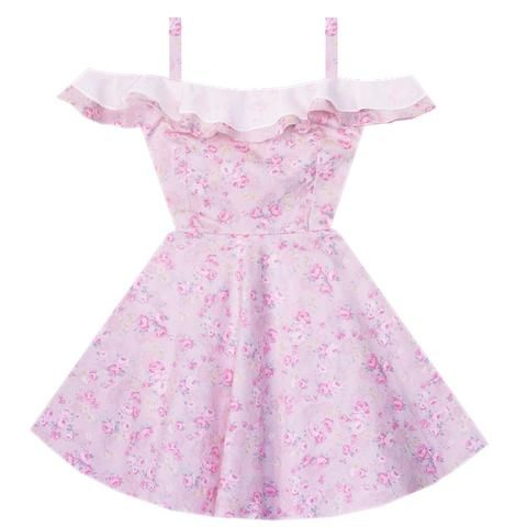 True Love Lolita Dress - Bonne Chance Collections $30