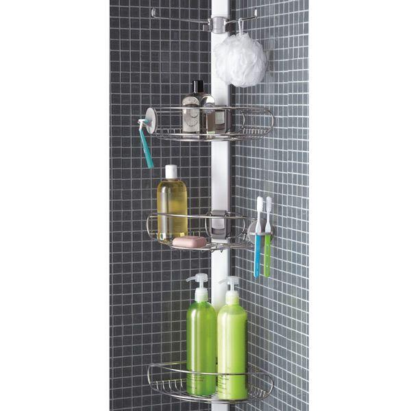 25+ Best Ideas About Corner Shower Caddy On Pinterest