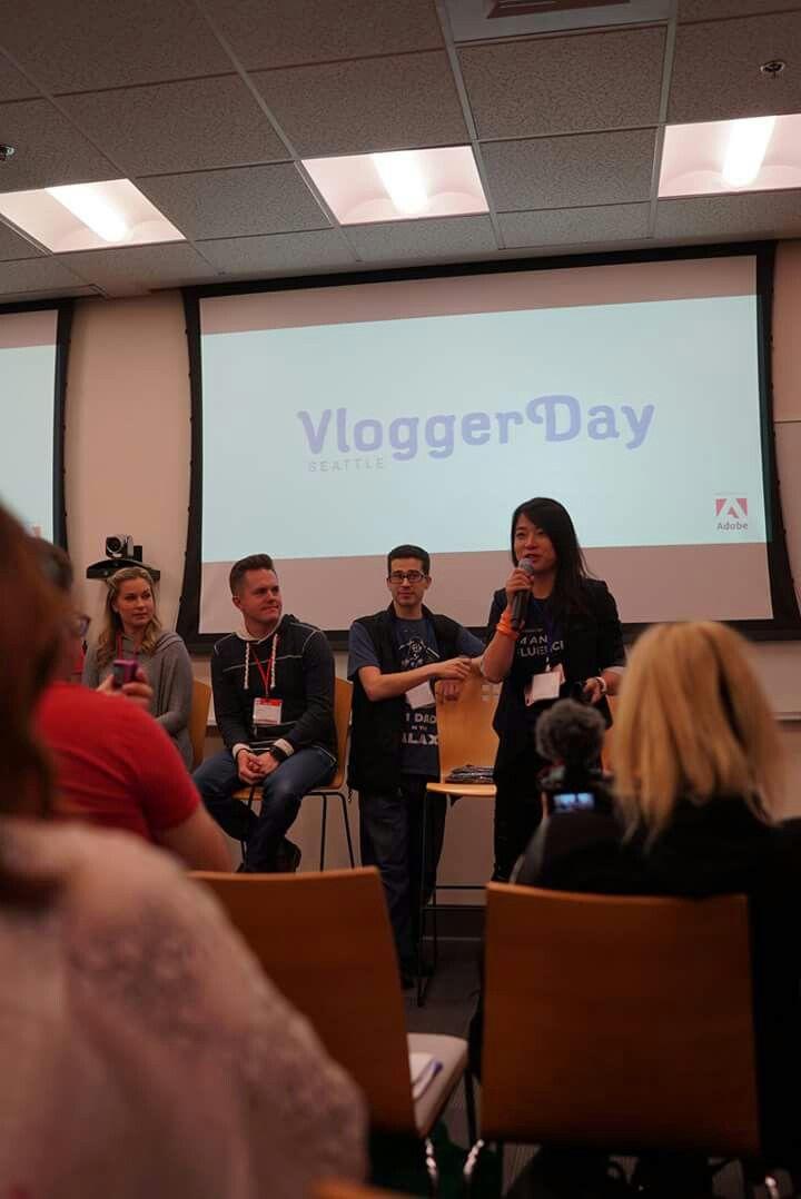 Chris Pirillo at Vlogger Day 2016