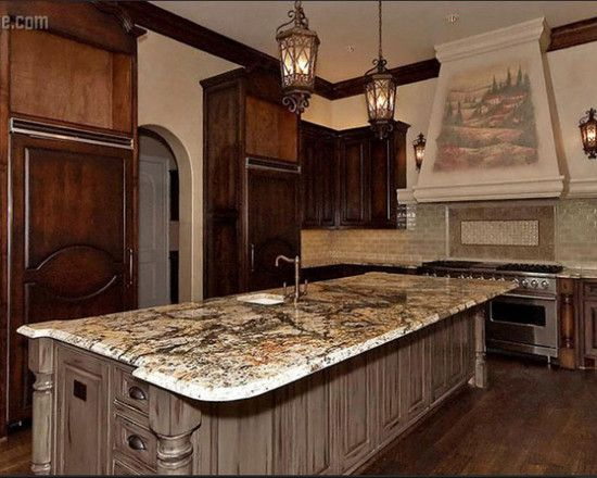 Traditional Kitchen Designs Traditional Styles And Marble Countertops
