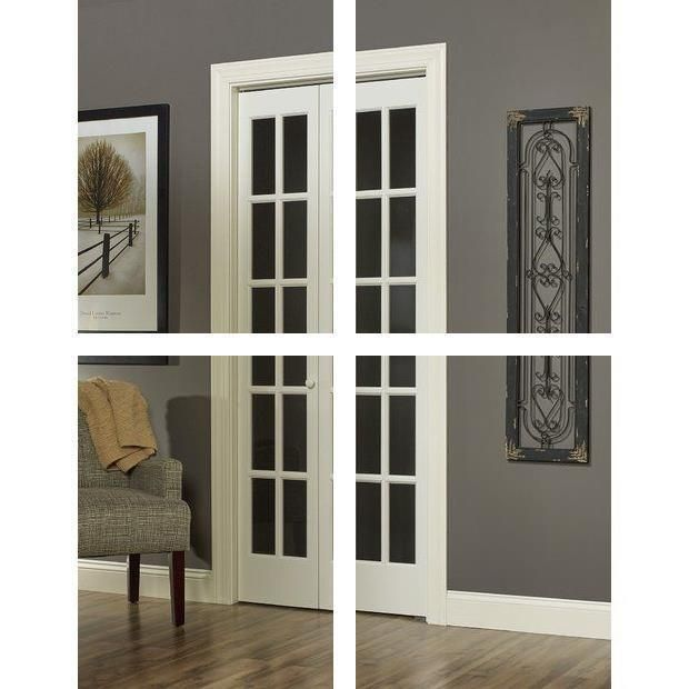 Internal Glass Double Doors Small Pantry Door 28 Inch Interior French Door Prehung Interior Doors French Doors Interior Interior Barn Doors