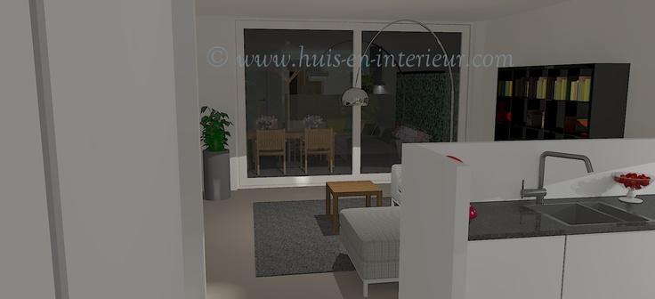ibbA Almere - ontwerp 2 - met kunstlicht