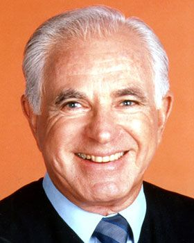 Judge Joseph Wapner, 97, died February.  2017.  He was the first judge to have a reality TV show