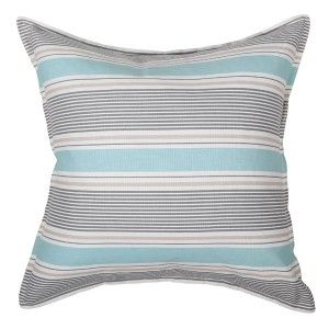 Sail Stripe Mineral Scatter Cushion