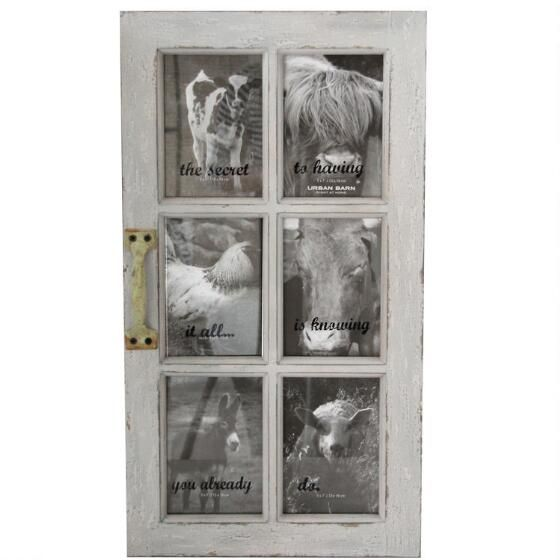 Ada Window Collage Frame