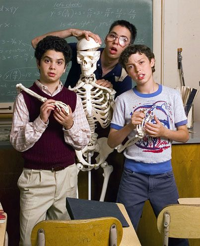 Sam, Neal and Bill, Freaks and Geeks