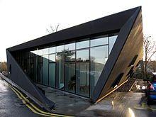 Zaha Hadid -Maggies Centres at the Victoria Hospital (2006), Kirkcaldy, Scotland