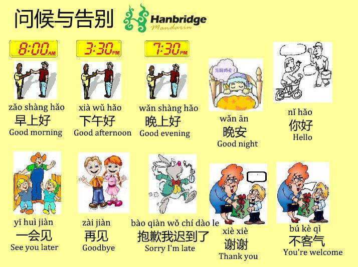 how to say chinese class in chinese