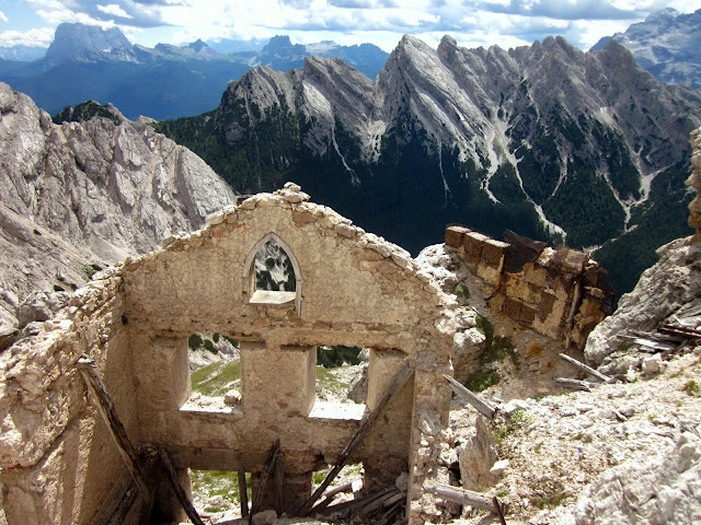 Ivana dibona Via Ferrate - Italian Dolomites