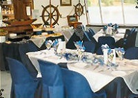 Inside look of the Royal Stonehaven Cruiser on the Vaal River