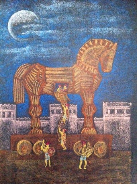 Grade 5 Greek Myths Block The City School Lake Balboa
