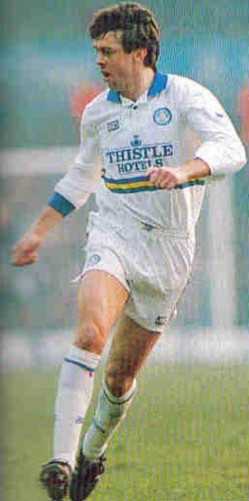 David O'Leary Leeds United