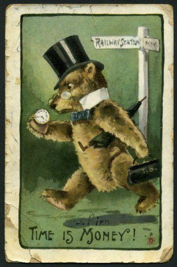 Image Result For Vintage Teddy Bear Public Domain
