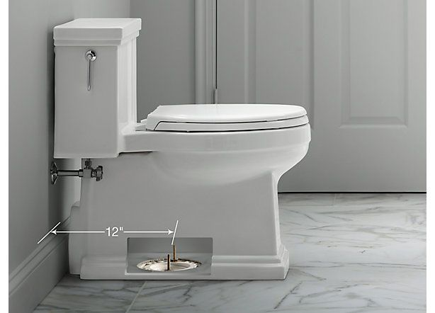 Installation Of A New Construction Toilet Home Guides Toilet