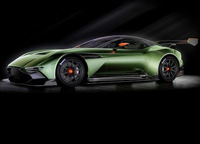 Top  Most Incredible Supercars Unveiled In
