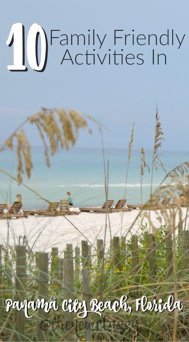 10 Family Friendly Activities in Panama City Beach