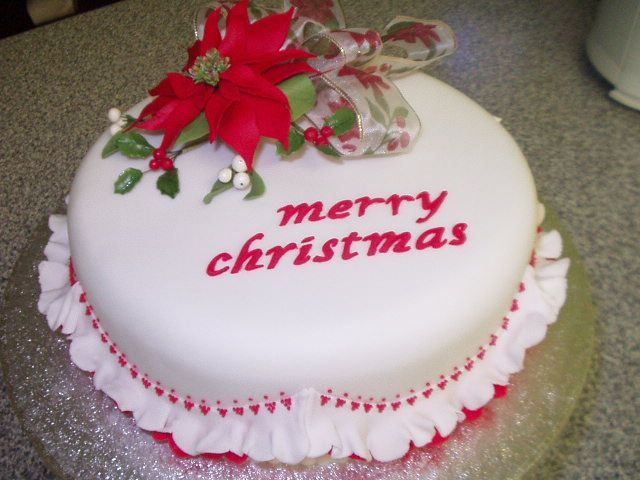 #ArgosPerfectChristmas The cake we ate the icing off but left the inners. yuck.