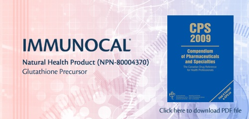 immunocal sits on every DOCTORS desk.  http://www.immunotec.com/gshresearch