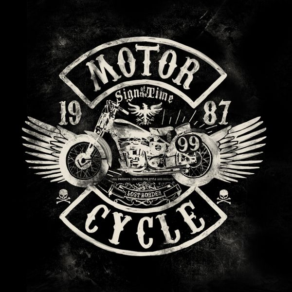 Motor Cycle by Can Seylan