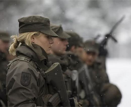 Las mujeres en el US Army
