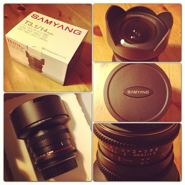 Samyang 14mm T3.1 Ultra Geniş Açı Sinema Serisi Objektif | filmekipmanlari.com Rezervasyon & Bilgi için: 0533 548 70 01  http://filmekipmanlari.com/kiralik-samyang-35mm-t1-5-lens/