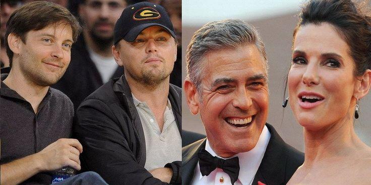 Descubra como no ultra-competitivo mundo de Hollywood ainda é possível encontrar relações que não dependem dos jogos da fama.