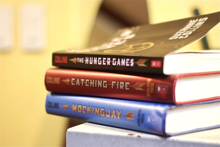 The Hunger Games Catching Fire Mockingjay