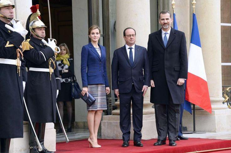 Le roi d'Espagne Felipe VI annule sa visite d'Etat en France