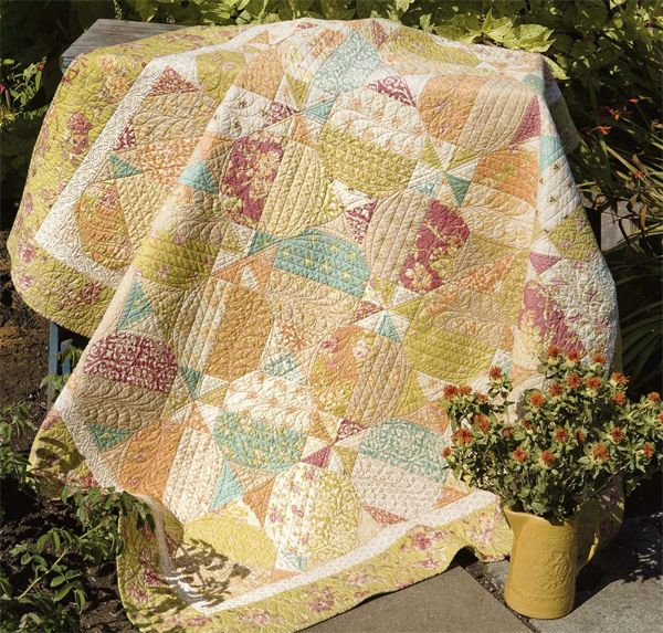 Are your quilt tops as durable as they could be? Click through to learn about one final step you can take to add strength, cut down on stretching, and guarantee that pieced borders won't come undone.