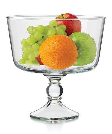 Loving this Trifle Bowl on #zulily! #zulilyfinds