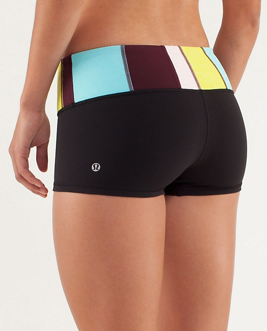 Boogie Short- these are my fav shorts for hot yoga ...