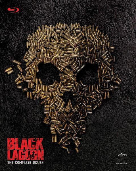 Black Lagoon Complete Series + OVA Premium Edition Blu-ray