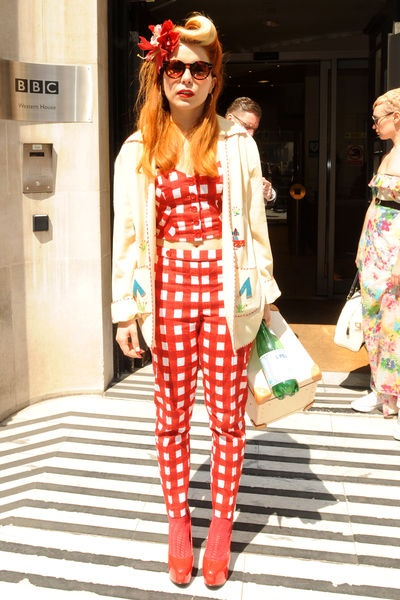 Paloma Faith in Asos