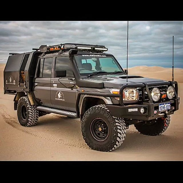 FOLLOW @TRDexpedition for the BEST TOYOTA / LEXUS Expedition/Overland Vehicles on Instagram #TRDexpedition #TRDExpo