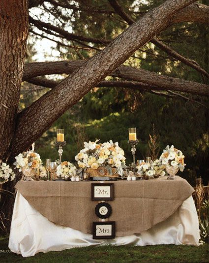 Round Rustic Burlap Tablecloth With Finished Edge 60 Inch