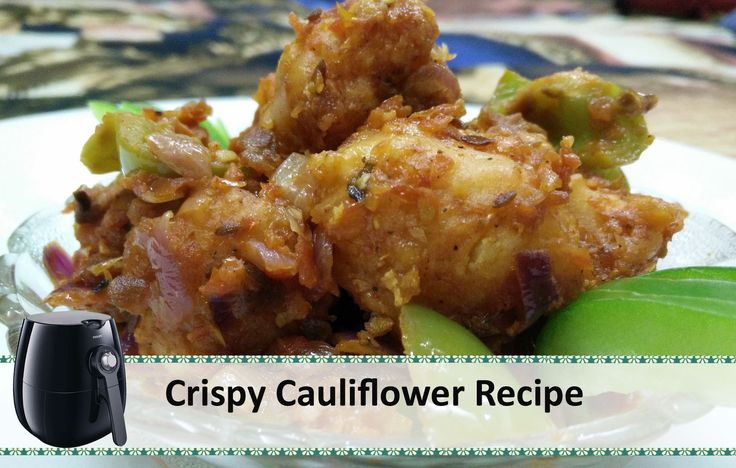 How To Cook Cauliflower In Air Fryer