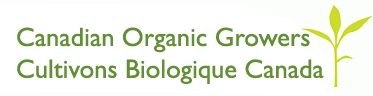 Canadian Organic Growers  - Canada's national charity leading local and national communities towards sustainable organic stewardship of land, food and fibre while respecting nature, upholding social justice and protecting natural resources.