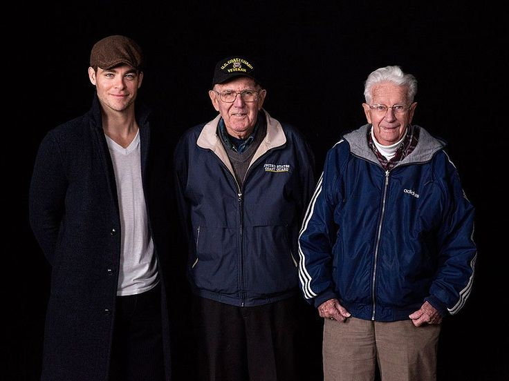Finest Hours: True Story Behind Coast Guard Movie Starring ChrisPine