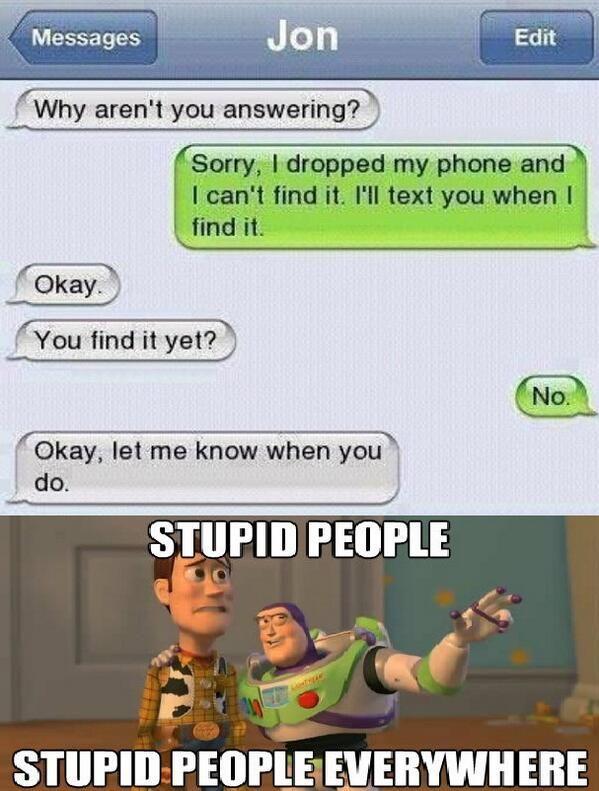 dumme Leute überall –  Funny Blog – #Dumme #Leute #überall