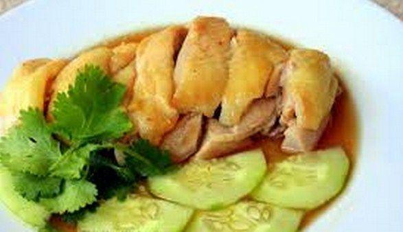 chinese steam chicken