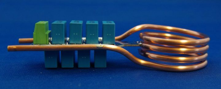 Induction Heater Coil Custom Electronics Quality Pwm Circuits